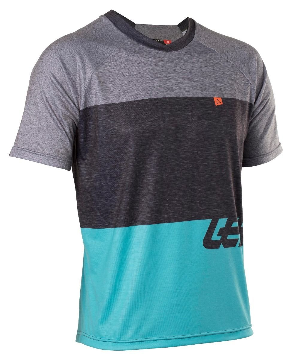Велоджерси Leatt DBX 2.0 Jersey Brush/Teal (Размер: M)