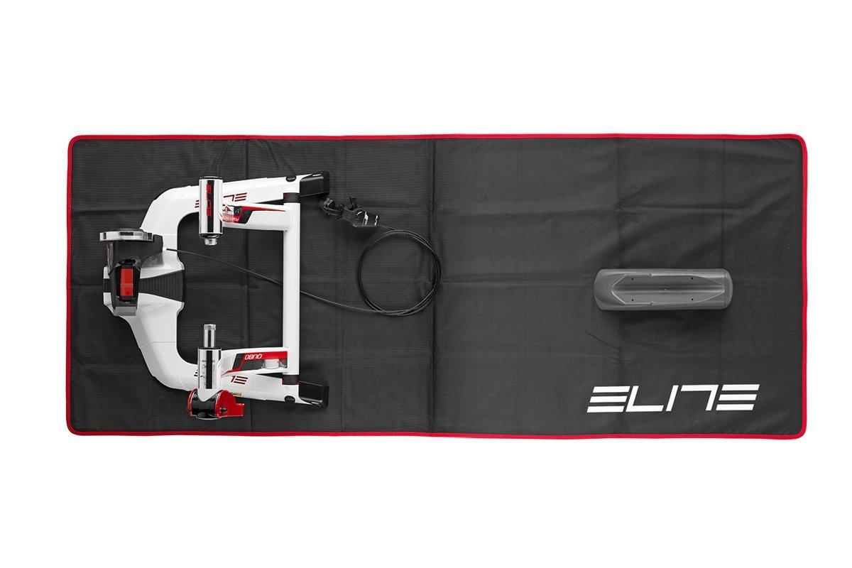 Велотренажер Elite Qubo Power Mag Smart B+, магнитный тормоз, интерактивный, складной, EL0121026