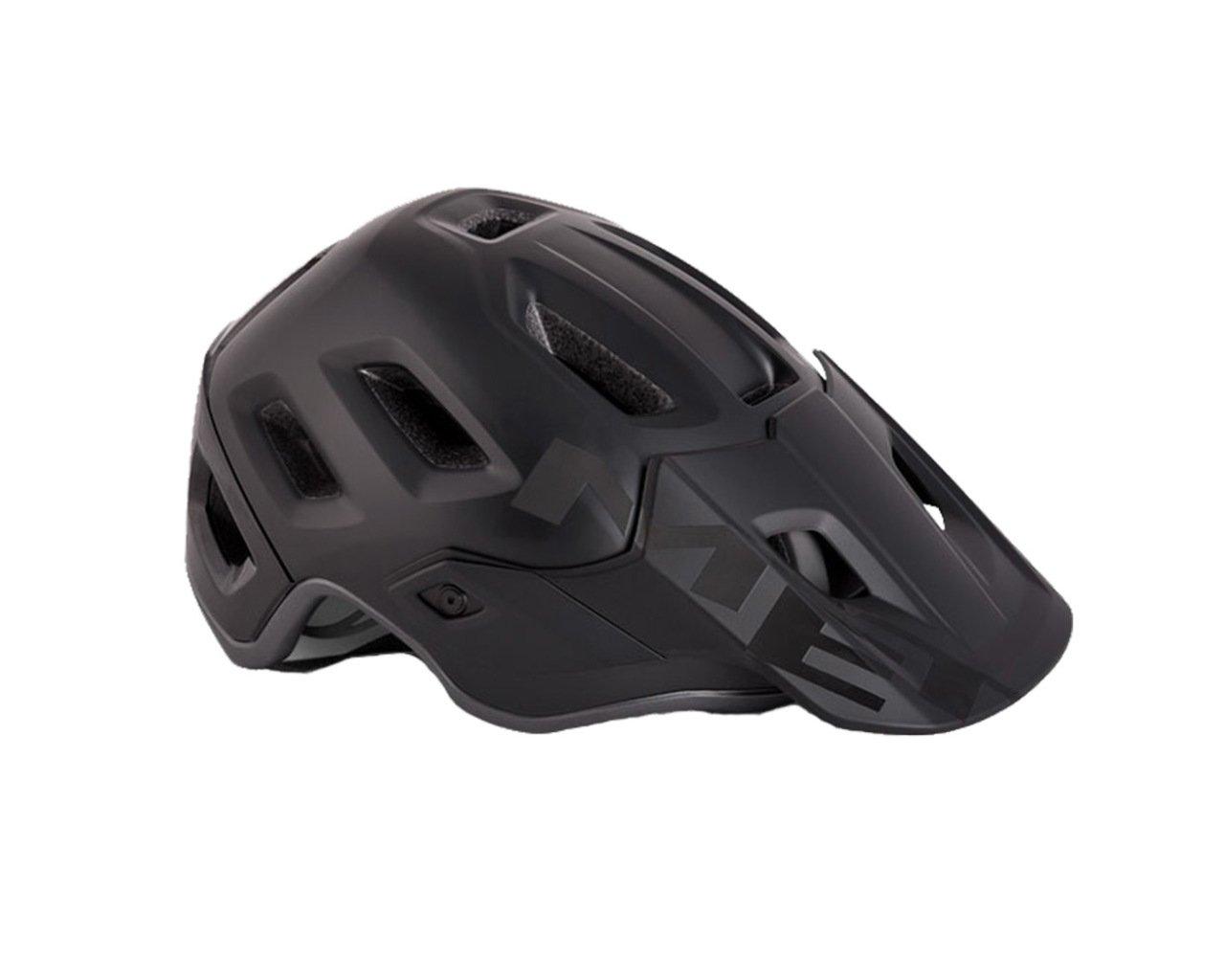 Велошлем Met Roam MIPS, черный 2018 (Размер: M (56-58 см) )