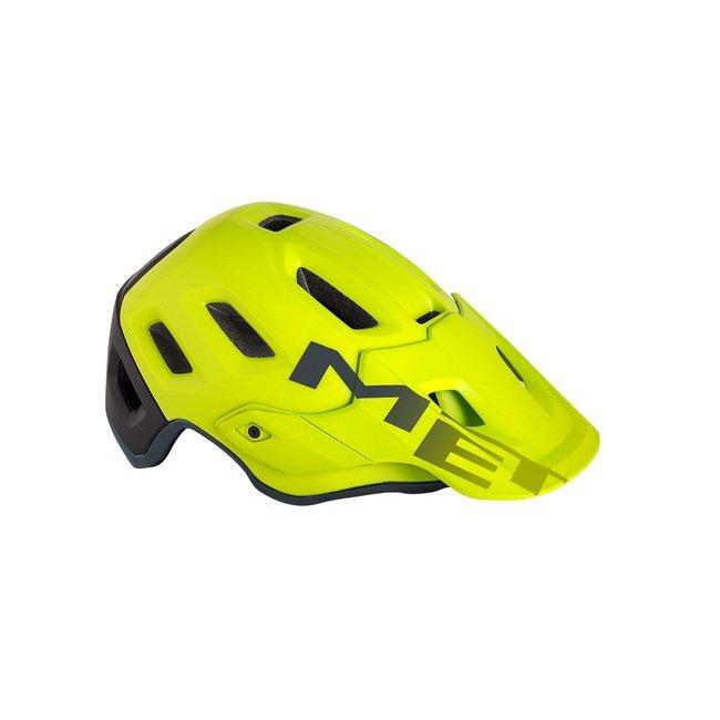 Велошлем Met Roam, желто-черный 2018 (Размер: M (56-58 см) )