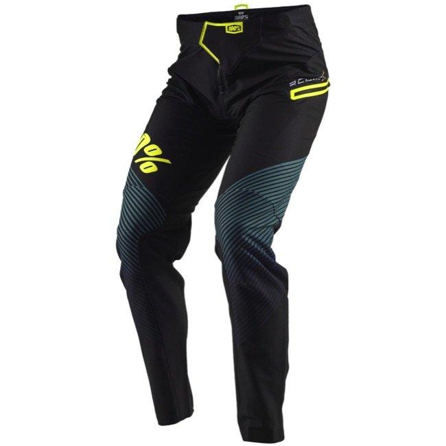 Велоштаны 100% R-Core-X DH Pants, черный 2018 (Размер: W32 (M))