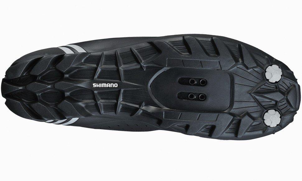 Велотуфли Shimano SH-MW500ML, черный (Размер: 41)