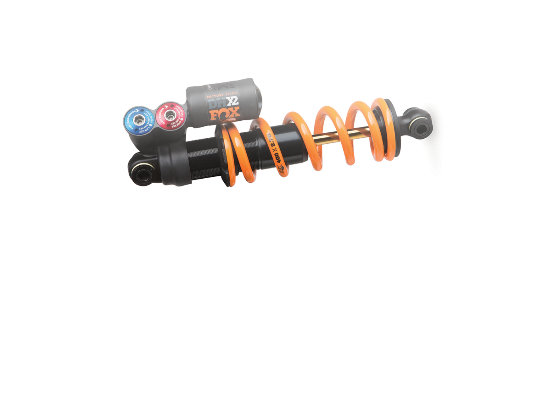 Амортизатор FOX DHX2 F-S TiN
