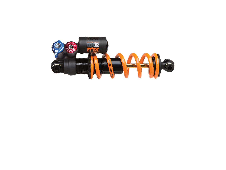 Купить со скидкой Амортизатор FOX DHX2 F-S TiN 241 x 76.2 мм