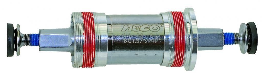 Каретка NECO 68x113 JIS алюминиевые чашки