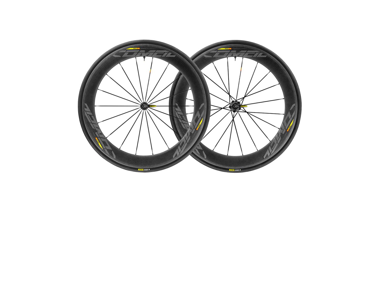 Колеса Mavic COMETE Pro Carbone SL UST M-25'18 пара