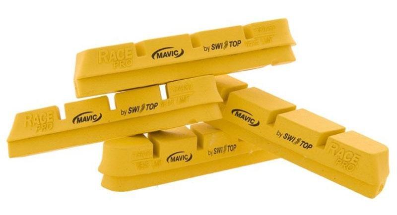 Резинки для тормозных колодок Mavic Set 2 Carbon Rim Pads(Campagno)