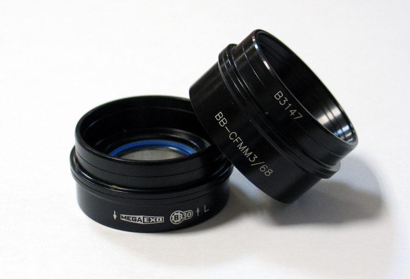 Картридж FSA PressFit ME30 BB-68 Carbon MTB CFMM3/68