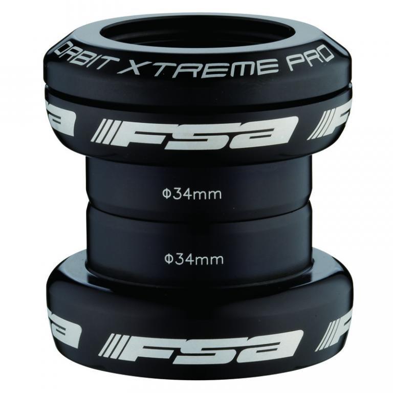 Рулевая колонка FSA Orbit Xtreme Pro Black 1 1/8.