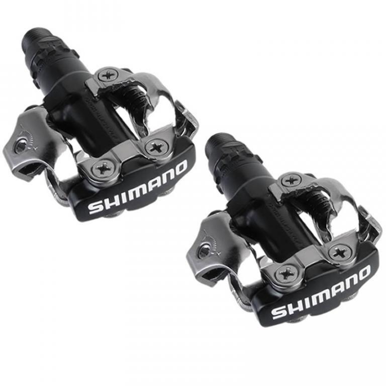 Педали велосипедные Shimano PD M520 MTB