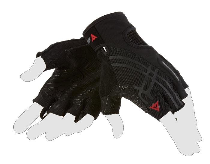 Перчатки Dainese ACCA GLOVES SHORT XL