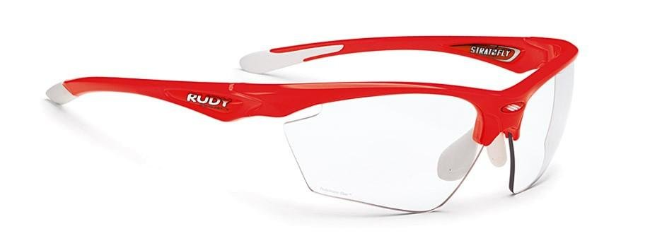 Очки Rudy Project STRATOFLY RED FLUO Photoclear