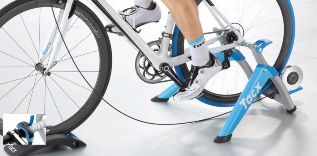 Велотренажер TACX Satori Smart