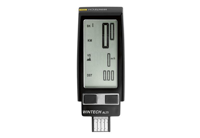 Велокомпьютер Mavic Wintech USB Alti+ набор высоты