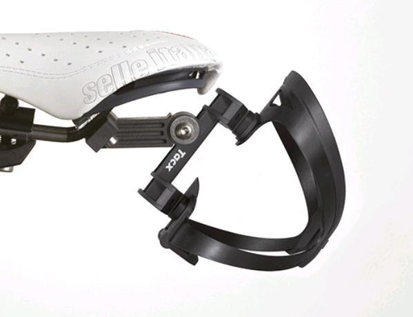Детское велокресло на раму/вынос TUV темно-синее, до 15кг переднее, 5-259846
