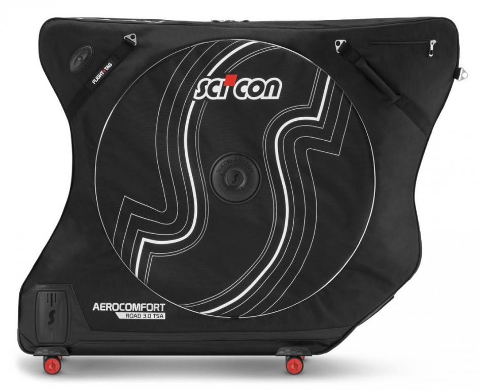 Чехол для велосипеда Scicon Aero Comfort ROAD 3.0 TSA