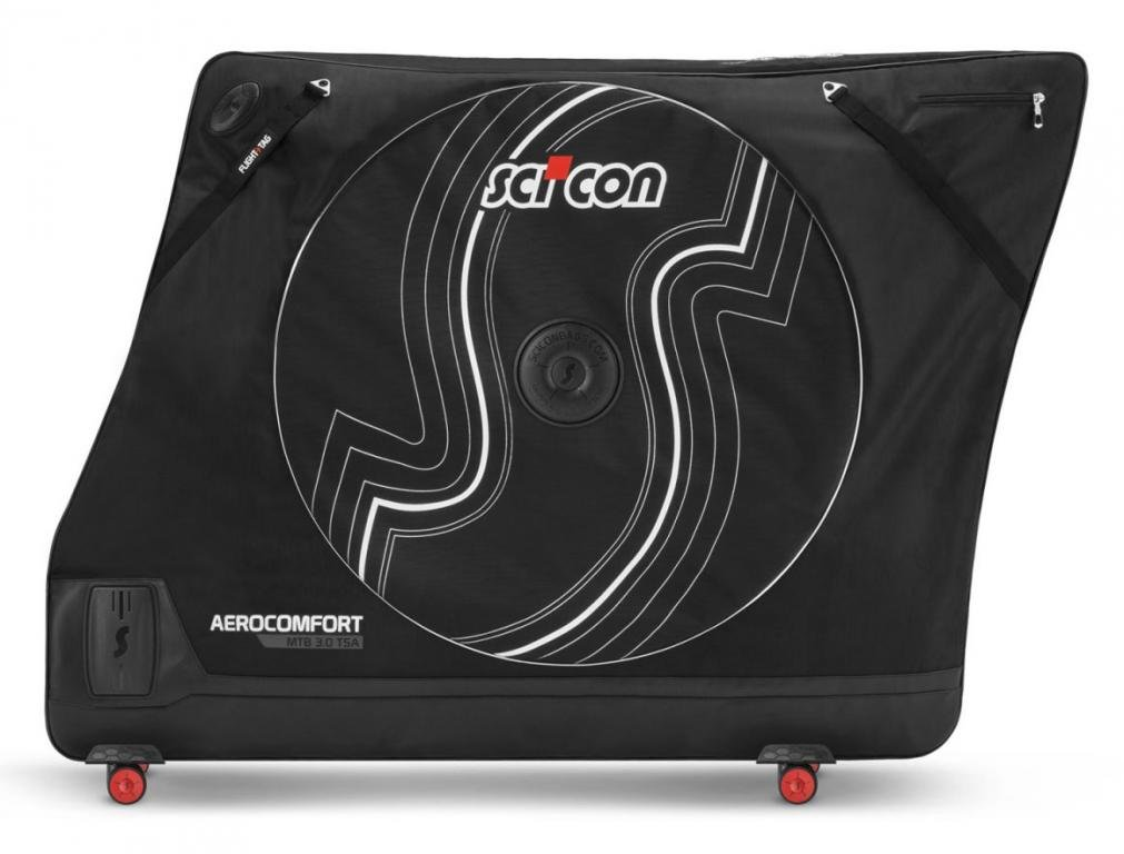 Чехол для велосипеда Scicon Aero Comfort MTB 3.0 TSA