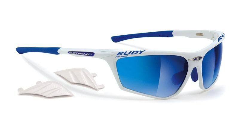 фото Очки rudy project zyon white p-mls blue