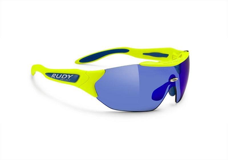 Очки Rudy Project HYPERMASK PERF.YEL.FLOU-MLS BLUE