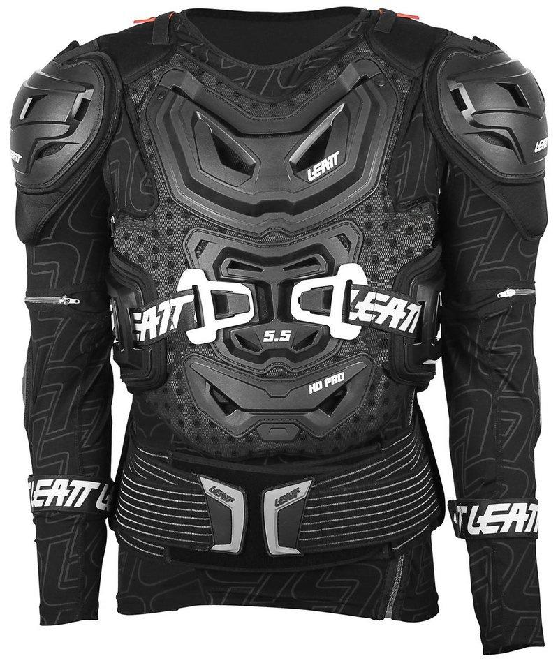 Защита панцирь Leatt Body Protector 5.5, черный 2018 (Размер: XXL (184-196) )