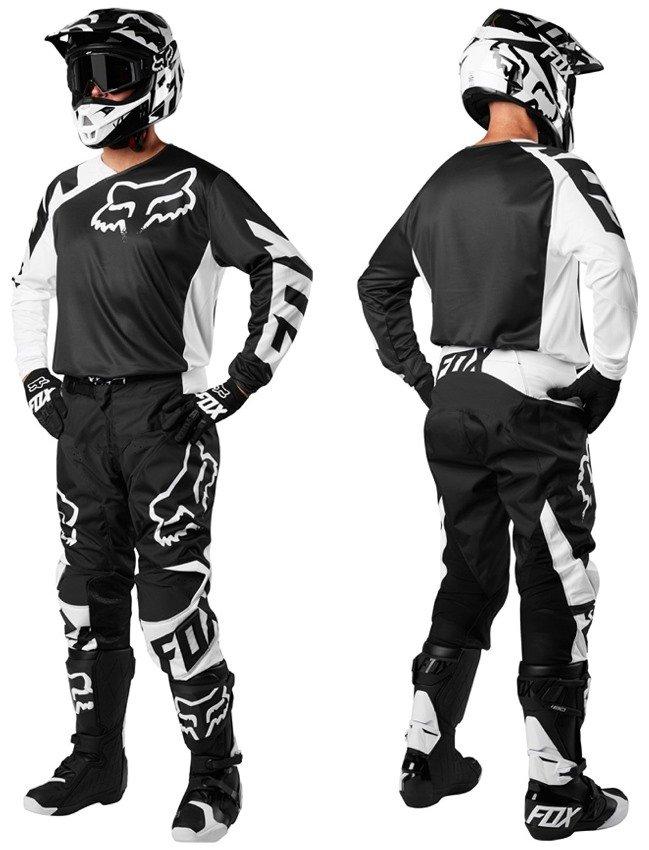 Купить Велоджерси Fox 180 Race Jersey, Черный 2018 (Размер: Xl)