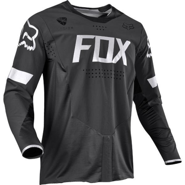 Велоджерси Fox Legion Jersey, серый 2017 (Размер: XL )