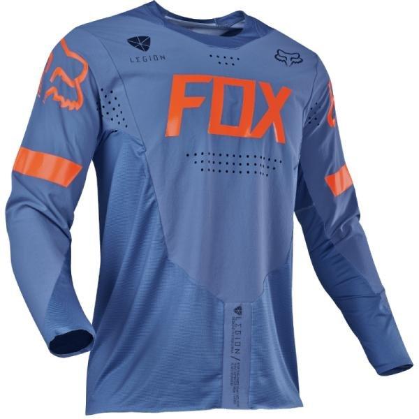 Велоджерси Fox Legion Jersey, синий 2017 (Размер: XL )