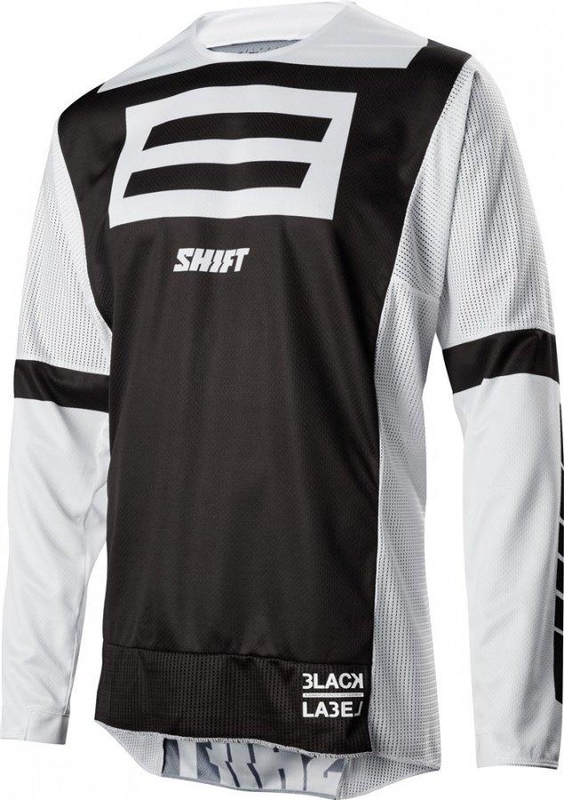 Велоджерси Shift Black G.I.Fro 20th Anniversary Jersey, черный 2018 (Размер: M )