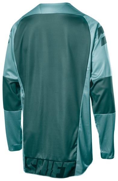 Велоджерси Shift Black Mainline Jersey, голубой 2018 (Размер: XL )