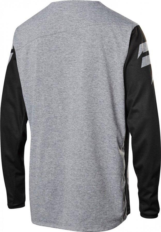 Велоджерси Shift Recon Drift Strike Jersey, светло-серый 2018 (Размер: XXL)
