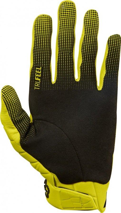 Велоперчатки Fox 360 Grav Glove, желтый 2018 (Размер: XXL )