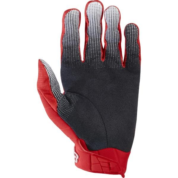 Велоперчатки Fox 360 Grav Glove, красный 2018 (Размер: XXL)