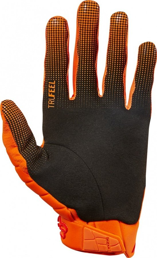 Велоперчатки Fox 360 Grav Glove, оранжевый 2018 (Размер: L )