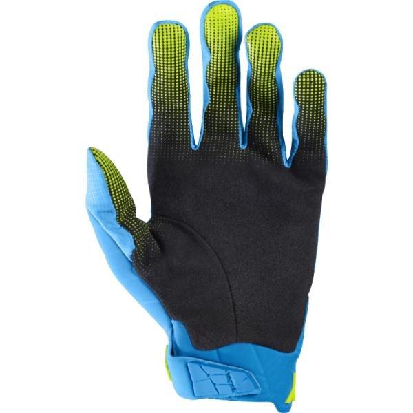 Велоперчатки Fox 360 Grav Glove, синий 2018 (Размер: L )