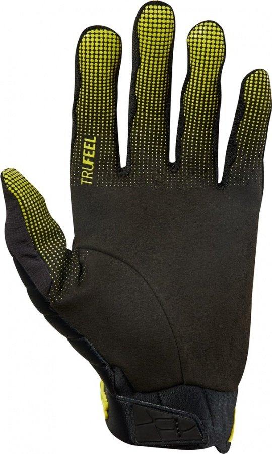 Велоперчатки Fox 360 Grav Glove, темно-желтый 2018 (Размер: M )