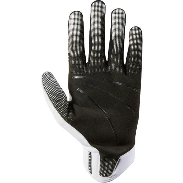 Велоперчатки Fox Airline Race Glove, белый 2018 (Размер: XL)