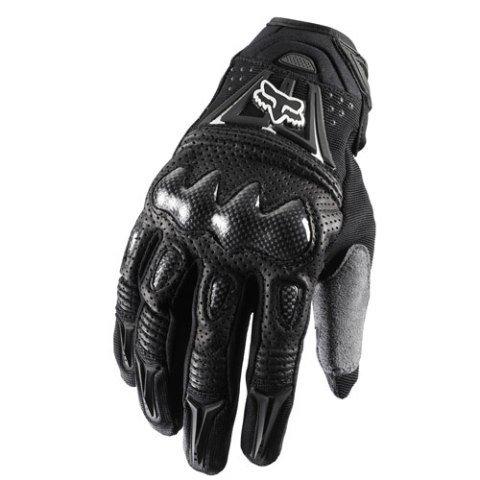 Велоперчатки Fox Bomber Glove, черный 2018 (Размер: L )