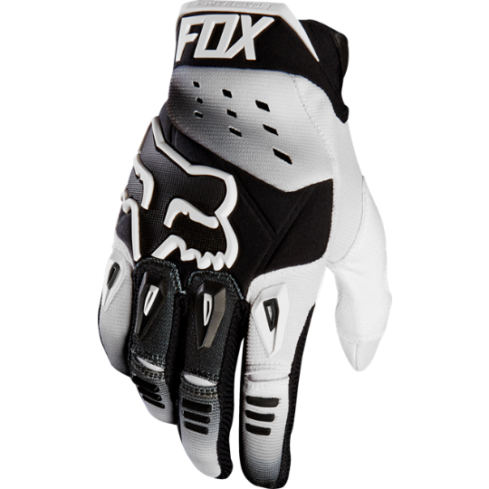 Велоперчатки Fox Pawtector Race Glove, белый 2016 (Размер: XL )