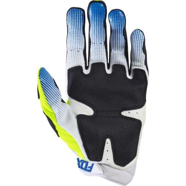 Велоперчатки Fox Pawtector Glove, бело-желтый 2017 (Размер: M )