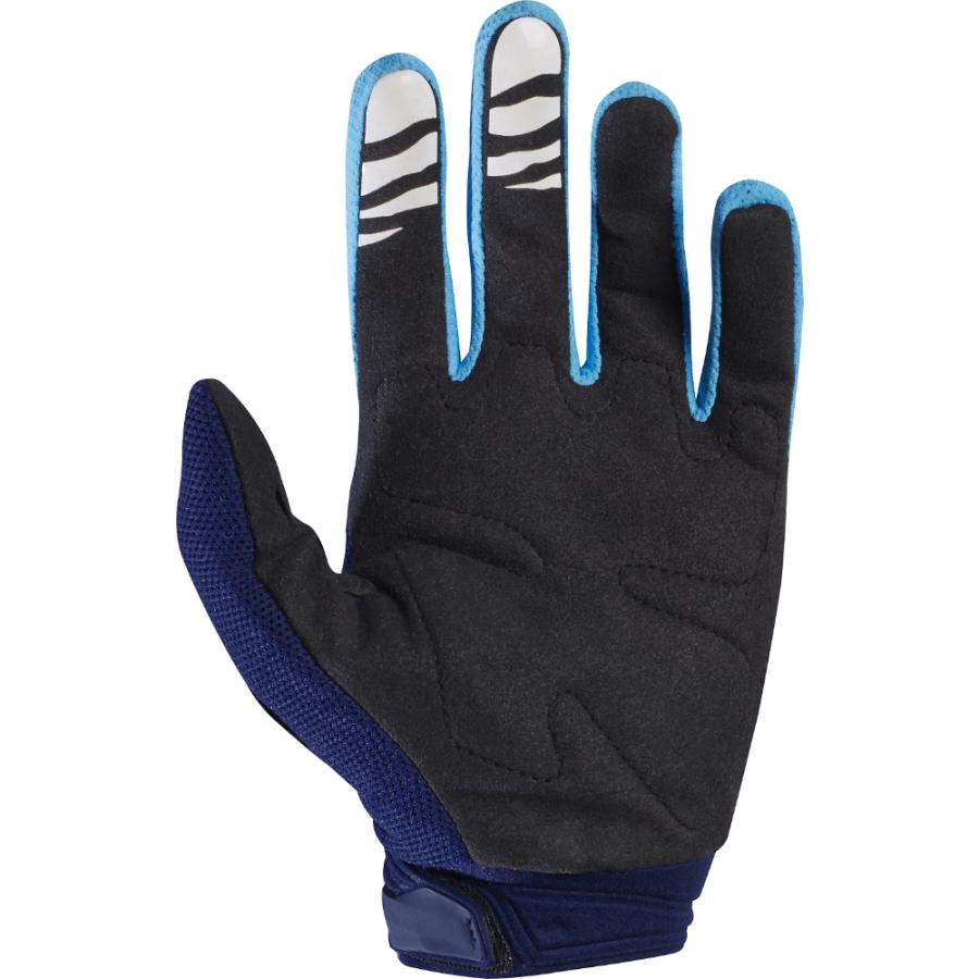 Велоперчатки Fox Dirtpaw Race Glove, синий 2017 (Размер: M)