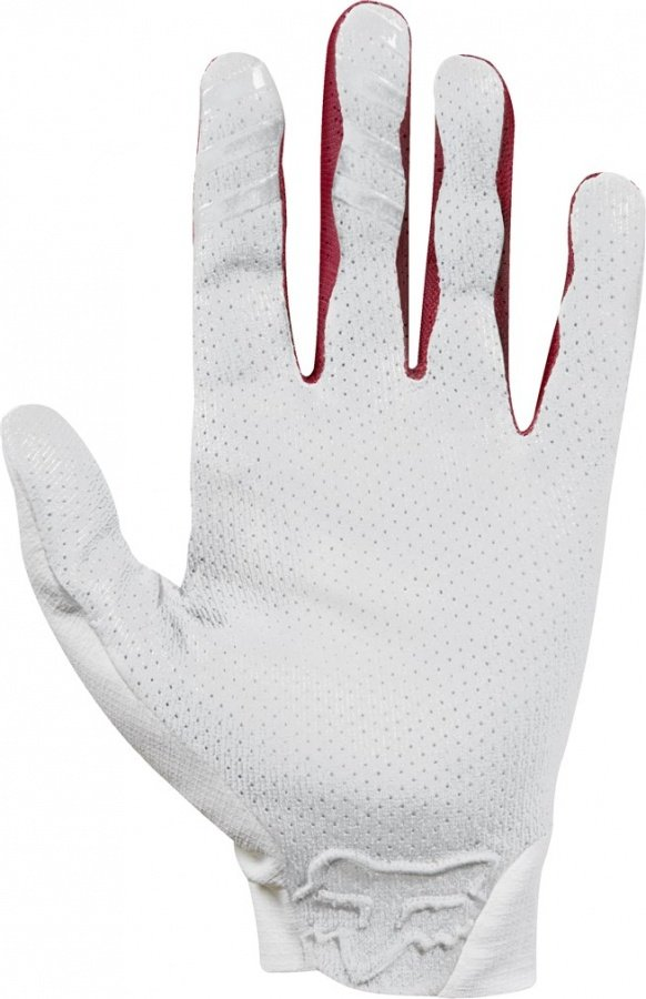 Велоперчатки Fox Flexair Preest Glove, темно-красный 2018 (Размер: L )