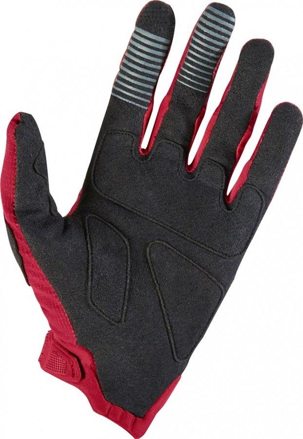 Велоперчатки Fox Legion Glove, темно-красный 2018 (Размер: XL)