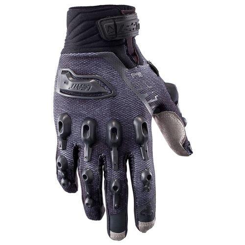 Велоперчатки Leatt GPX 5.5 Windblock Glove, черно-серый 2017 (Размер: XXL )