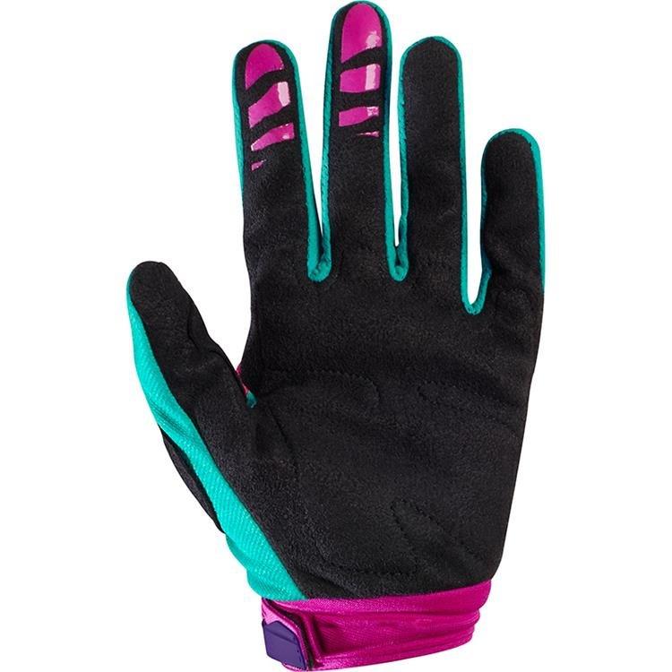 Велоперчатки женские Fox Dirtpaw Womens Glove, фиолетово-розовый 2017 (Размер: L)