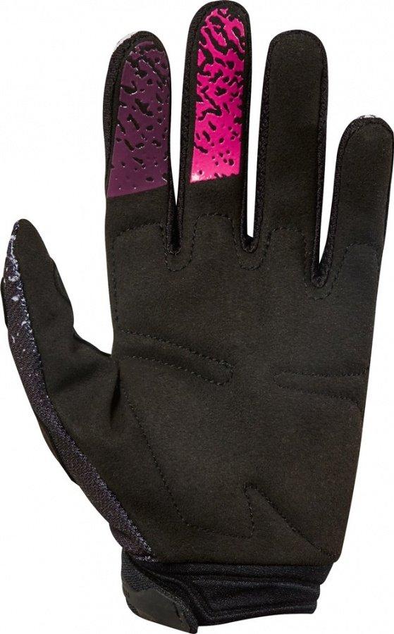Велоперчатки женские Fox Dirtpaw Womens Glove, черно-розовый 2018 (Размер: S )