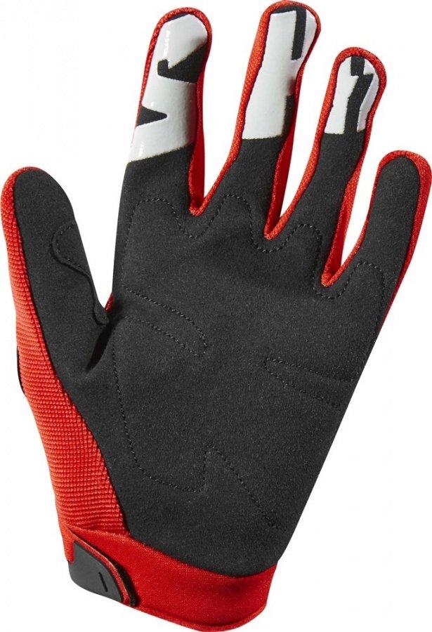 Велоперчатки подростковые Shift White Air Youth Glove, черно-красный 2018 (Размер: M )