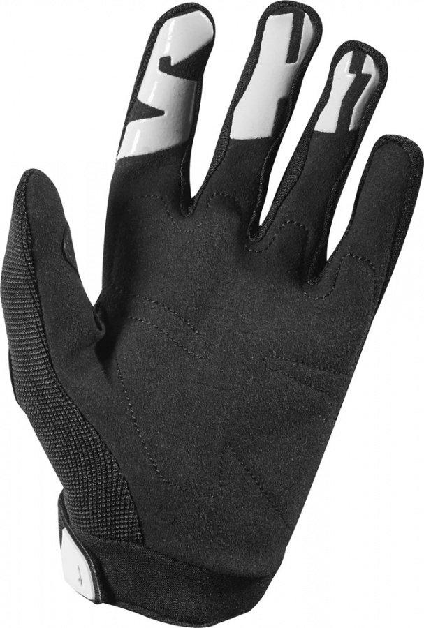 Велоперчатки подростковые Shift White Air Youth Glove, черный 2018 (Размер: M )