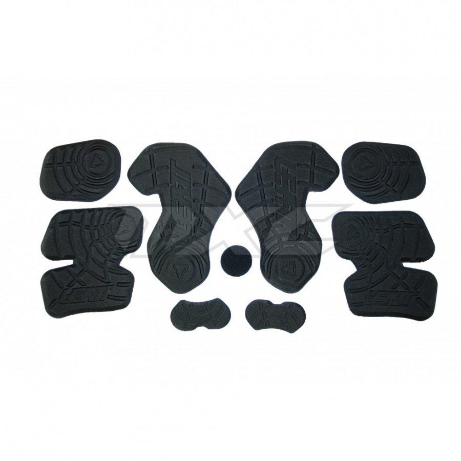 Вставка мягкая наколенников Leatt C-Frame Carbon Padding Kit Pair, 4015300350