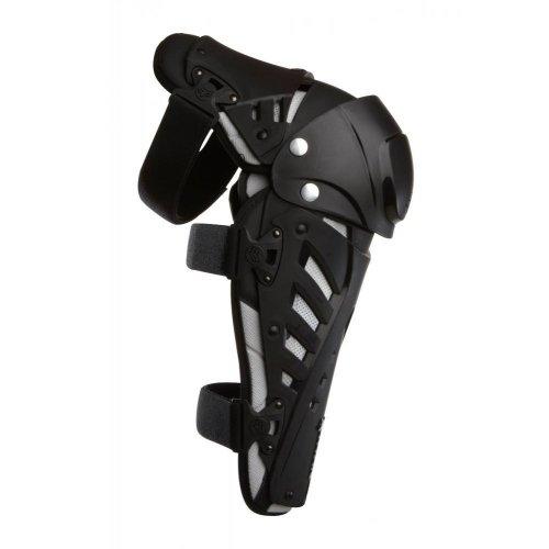 Наколенники Fox Titan Pro Knee/Shin Guard, черный, 06192-001-OS