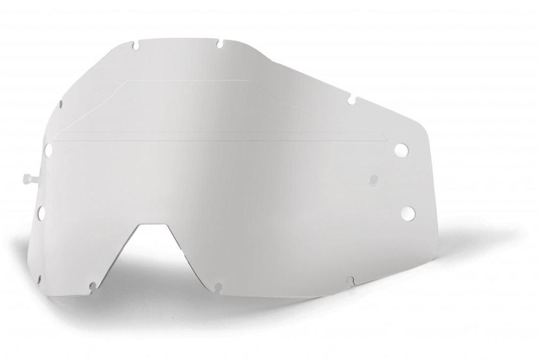 Линза 100% Forecast Lens - Bumps - Clear, 51121-010-02
